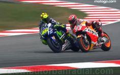 Valentino Rossi VS Marc Marquez >> http://distributorbanradial.com/berkendara/usaha-banding-rossi-gagal-total/