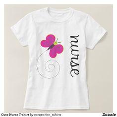 Cute Nurse T-shirt