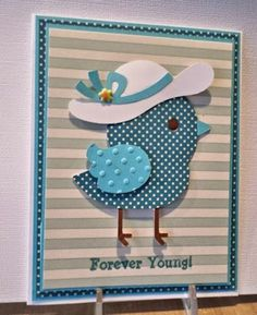 Deanna's Papercrafts: Forever Young