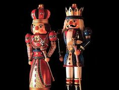 Nutcrackers, Soldiers and Holiday on Pinterest