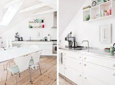 Murrettuja sävyjä modernissa kodissa | Valkoinen Harmaja