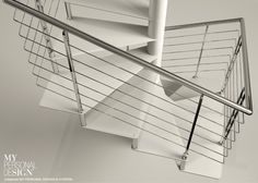 Spiral Staircase, Blinds, Stairs, Shelves, Curtains, Malta, Arch, Commercial, Industrial