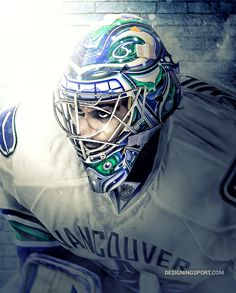 Ryan Miller, Vancouver Canucks — NHL 'Puckstoppers' Series