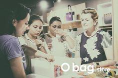 Nos encanta compartir... tarde de amigas en @oviedocc #obag  www.Obag.com.co