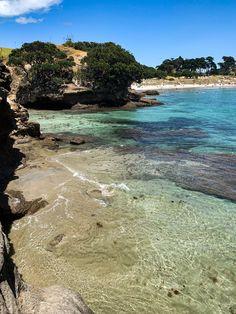 #travel #newzealand #nz #summer #ocean Sounds Like, Summer Vibes, New Zealand, Ocean, River, Places, Hot, Pretty, Inspiration