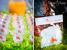 Colorful airplane themed baby shower.