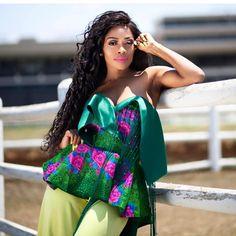 African Fashion 1 Südafrika traditionelle Kleider Tips For Buying An Italian Handbag Article Body: I African Fashion Skirts, South African Fashion, African Fashion Designers, African Dress, Tsonga Traditional Dresses, Traditional Outfits, African Traditional Wear, Rajputi Dress, Flare Skirt