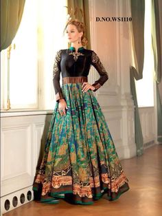 #VYOMINI - #FashionForTheBeautifulIndianGirl #MakeInIndia #OnlineShopping #Discounts #Women #Style #EthnicWear #OOTD #Gown Only Rs 3169/, get Rs 786/ #CashBack,  ☎+91-9810188757 / +91-9811438585