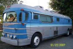 1947 Greyhound Silversides - I have one in my sights... Woohoo!