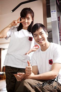 Lee Seung Gi – Ha Ji Won are so cute, playful, close! Korean Drama Online, Watch Korean Drama, Korean Celebrities, Korean Actors, Korean Dramas, Celebs, Asian Actors, Korean Wave, Korean Star