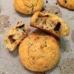 Kókuszlisztes cukormentes keksz | mókuslekvár.hu Minden, Muffin, Breakfast, Food, Morning Coffee, Essen, Muffins, Meals, Cupcakes