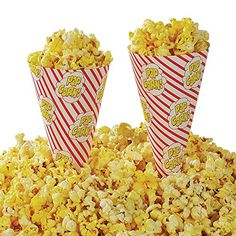 Gold Medal Cone A Corn Popcorn Cup 2500 ct *** Details can be found by clicking on the image.