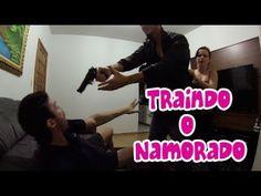 PEGADINHA: Traindo o Namorado (Cheating on her boyfriend Prank) - http://positivelifemagazine.com/pegadinha-traindo-o-namorado-cheating-on-her-boyfriend-prank/