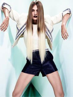 ☆ Constance Jablonski | Photography by Catherine Servel | For W Magazine Korea | December 2012 ☆ #constancejablonski #catherineservel #wmagazine #2012