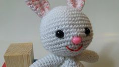 Horgolmány: Horgolt nyuszkó Hello Kitty, Toys, Blog, Fictional Characters, Babies, Art, Amigurumi, Babys, Craft Art