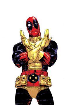 astonishingx: Deadpool, an X-Man byJason Pearson