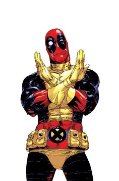 Deadpool by Jason Pearson
