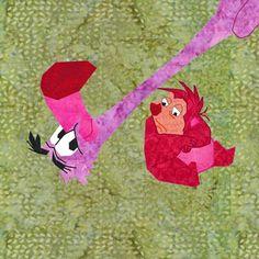 Fandom In Stitches: Disney: Alice in Wonderland