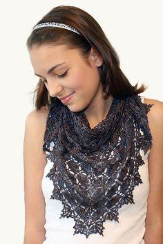 Maia Shawl Crochet Pattern $