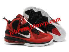 Cheap Nike Lebron 9 Shoes Red White Black, cheap Nike Lebron 9 Mens, If you want to look Cheap Nike Lebron 9 Shoes Red White Black, you can view the Nike Lebron 9 Mens categories, there have many styl All Lebron James Shoes, Lebron 9 Shoes, Nike Lebron, Swag Shoes, Men's Shoes, Nike Shoes, Sneakers Nike, Nike Factory Outlet, Nike Outlet