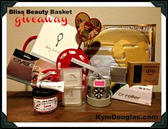 A Kiss of Bliss Announcing the Winner of the February Bliss Beauty Basket 28 FEB Congratulations to Judy Reppart! You are the lucky winner of Kym Douglas's February Bliss Beauty Basket! We hope this helps to lift your spirits and warm your heart. Love, Bliss, and Blessings Kym Douglas and The Kym Douglas Team