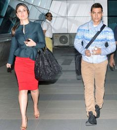 Do you like #KareenaKapoor's look?