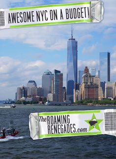 How to do New York on a budget and still have an amazing time! > http://www.theroamingrenegades.com/2015/12/New-York-On-A-Budget.html