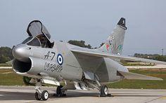 HAF A-7E Corsair II
