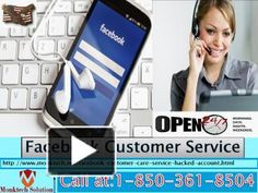Does Facebook Customer Service 1-850-361-8504 a useful effort of resolution? If you are looking for the remedy to deal with your problems, then calling on Facebook Customer Service number 1-850-361-8504 would be good to eradicate all your problems in a couple of seconds. We are a pool of troubleshooting members who are always available at your service to help you out on any matter. To be more informative visit our official website…