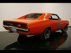 1969 Dodge Charger R/T General Lee