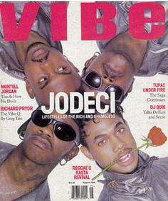 Jodeci on the Cover of Vibe Magazine Vibe Magazine, Black Magazine, Media Magazine, Looks Hip Hop, New Jack Swing, Freestyle Music, Richard Pryor, Hip Hop And R&b, 90s Kids