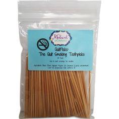 QuitPicks- The Stop Smoking Toothpicks