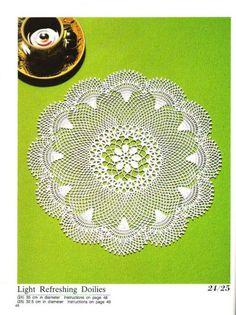 Nihon Vogue's Fine Crochet Lace (91) - רחל ברעם - Álbuns da web do Picasa