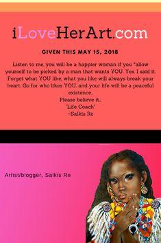 African Art African American Art, African Art, Relationship Quotes, Relationships, Always You, Eye Art, Romantic Love, Happy Women, Black Art