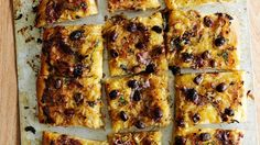 Fiona Smith's updated pissaladiere.