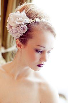 Little Miss Bush burgundy bridesmaid dresses by JLM Couture