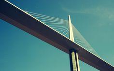 Pont le Viaduc de Millau. Foster. Bridge, Architecture, Image, Design, Architecture Illustrations, Design Comics, Loft, Bro