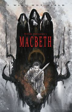 This is more looking forward to this summer. I'll be going to Canada with Project Shakespeare to see Macbeth and take workshops, then come back to do our own production of Macbeth. (Plus I also just love this poster) Macbeth Witches, Lady Macbeth, Macbeth Play, Macbeth William Shakespeare, Shakespeare Plays, Macbeth Poster, The Scottish Play, Ssj3, Carlin