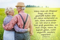 There are many sayings for the wedding - we have collected the most beautiful ones for you - Sprüche - Hochzeitstag 25 Year Anniversary Gift, Happy Anniversary Quotes, Anniversary Gifts For Couples, Marriage Anniversary, Humor Grafico, Retro Humor, Wedding Quotes, Beautiful One, Beautiful Gardens