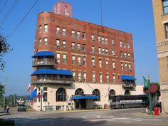 Lafayette Hotel Marietta Ohio By Clicker Via Flickr
