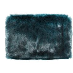 Teal Green Faux Fur Clutch ($79) ❤ liked on Polyvore featuring bags, handbags, clutches, green handbags, imitation purses, faux fur purse, blue handbags and imitation handbags