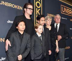 Brad Pitt, Pax Thien Jolie-Pitt' Shiloh Nouvel Jolie-Pitt, Maddox