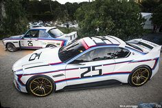 The New BMW 3.0 CSL Hommage R Concept