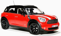 My car that I WANT...I really want the cooper, but this as close as I can get while still being a mom!
