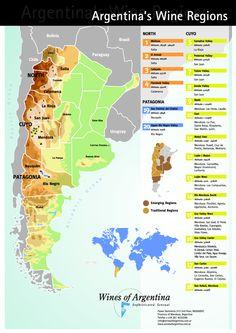 argentina wine   Argentina's Wine Regions
