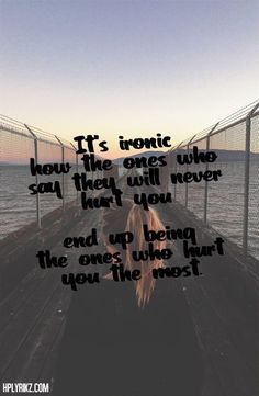 You broke me farther apart than I had ever been broken!! You crushed me more than my whole life had put together!!!
