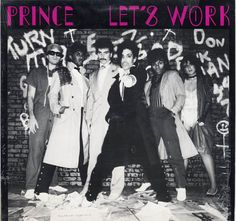 Prince - Let's Work [1982]