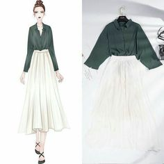 Most Expensive Women S Fashion Fashion Drawing Dresses, Fashion Illustration Dresses, Fashion Dresses, Stylish Dresses, Teen Fashion Outfits, Modest Fashion, Girl Fashion, Womens Fashion, Fashion Design Drawings
