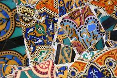 Image result for gaudì print