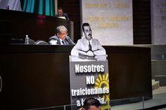 Cedillo Hernández recordó que él en su momento como diputado federal votó en contra de las reformas estructurales, por considerar que en nada beneficiaría a nuestro país la reforma energética